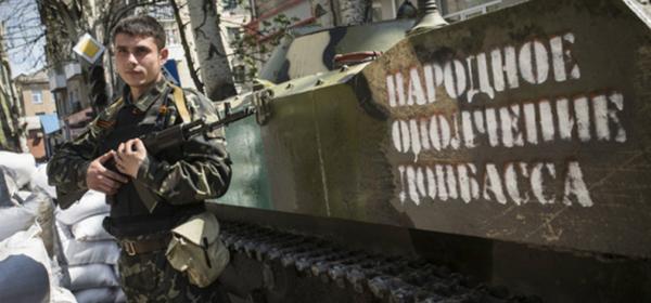 В Донецке паника ! Шакалы Кадырова режут ополченцев «на тряпки»