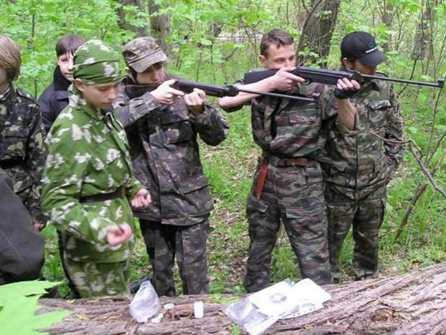 На Київщині УПЦ МП під виглядом літнього табору тренує майбутніх проросійських «терористів»