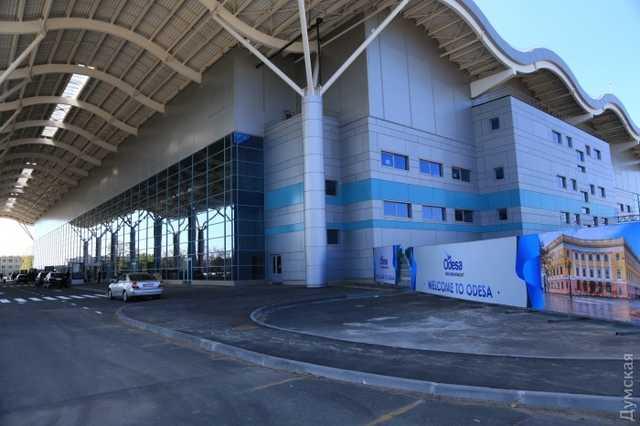 На строительстве «взлетки» аэропорта Одессы планируют снова украсть деньги