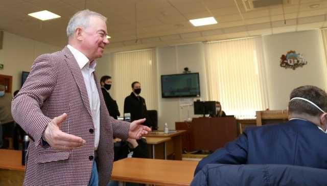 Суд приговорил Айвара Лемберга к лишению свободы на 5 лет и штрафу в размере 20 000 евро