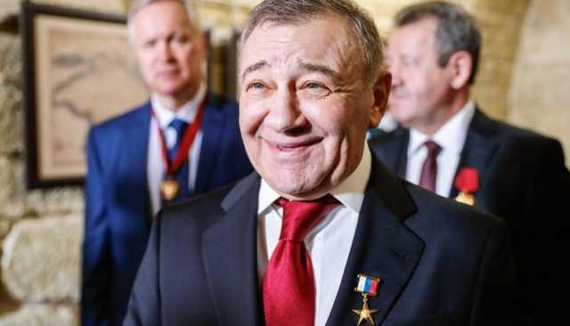 Аркадию Ротенбергу досталась почти четверть всех бюджетных средств, выделенных на развитие Крыма