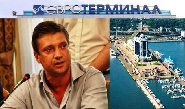 Александр Эйсмонт: уголовник с фальшивым румынским паспортом рулит криминальным Евротерминалом в Одессе