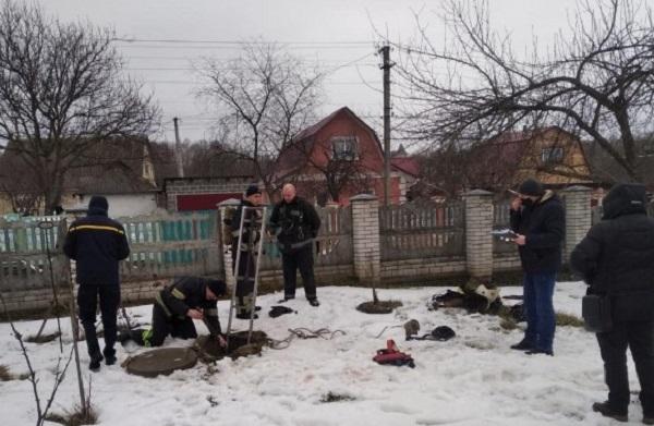 Житель Киевщины забил мать до смерти, а тело сбросил в канализацию