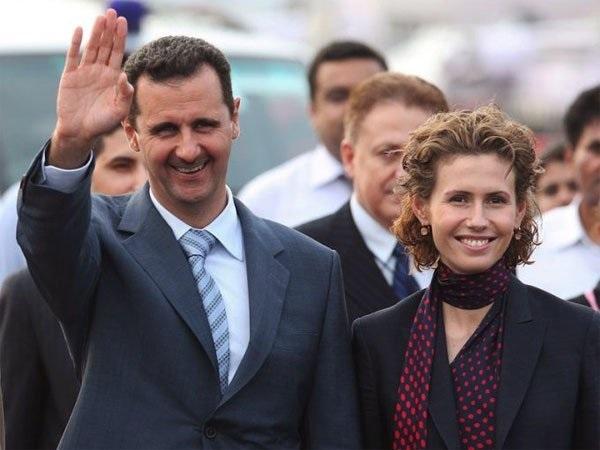 Башар Асад и его жена заразились коронавирусом