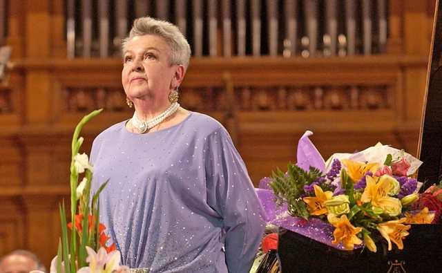 Народная артистка Людмила Лядова умерла после заражения COVID-19