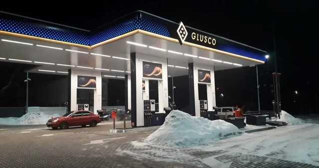 На АЗС Glusco проходит масштабная спецоперация СБУ. Сеть связывают с Медведчуком
