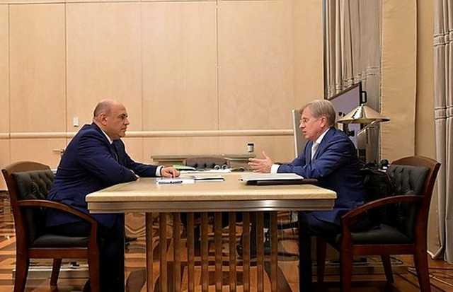 """Мишустин не трогает Токарева - зама министра Савельева. Дожидается """"борзых щенков"""""""