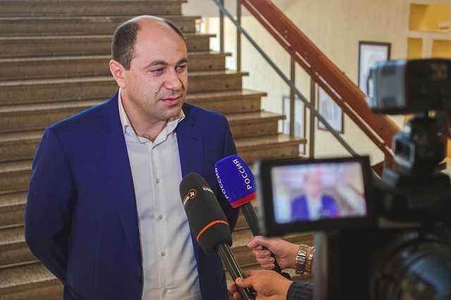 Карен Казарян и прочая мафия при губернаторе Вениамине Кондратьеве