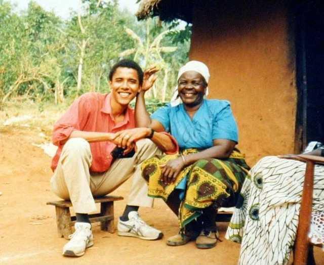 В Кении  умерла 99-летняя бабушка Барака Обамы