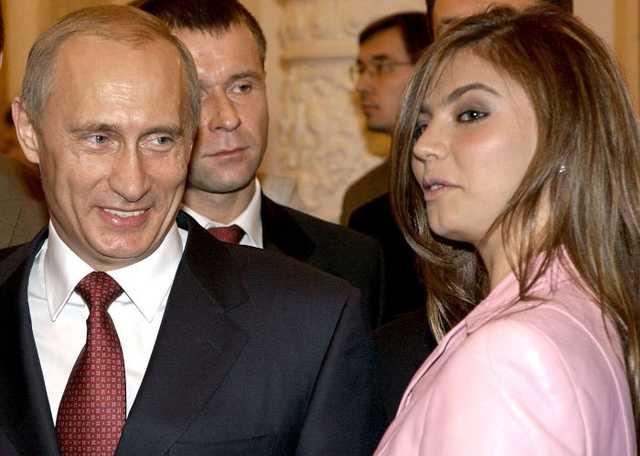 Кабаева зарабатывает почти 1 млн рублей в день в холдинге друга Путина