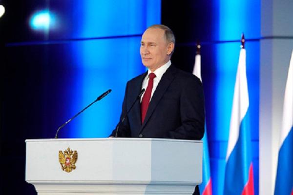 Объявлена дата послания Путина Федеральному собранию