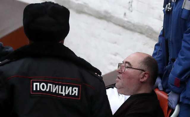Шпигель назвал свой арест пыткой и рассказал о состоянии здоровья