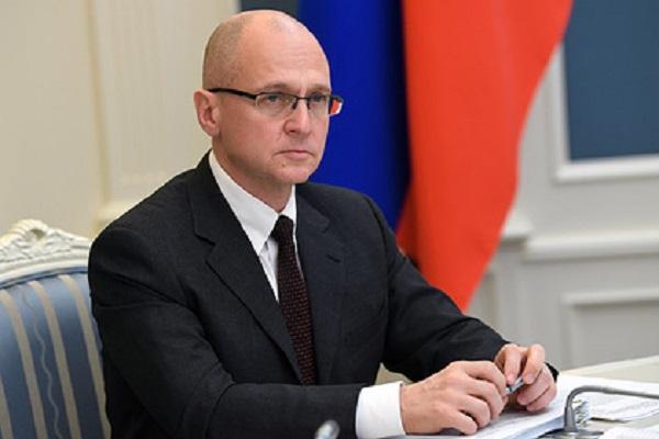 Кириенко заявил о неизбежности общих мировых правил работы компаний в интернете