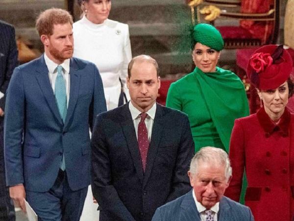 Отношения Меган Маркл и принца Гарри с Кейт Миддлтон и принцем Уильямом испортил «квартирный вопрос»