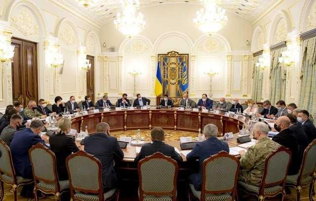РНБО в пятницу планирует санкции против конвертаторов и скрутчиков НДС: появился список