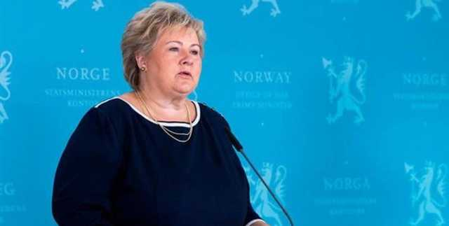 Отмечала 60-летие: премьер-министра Норвегии оштрафовали на $2 тыс. за нарушение карантина