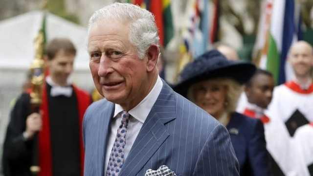 После смерти Филиппа принц Чарльз получил титул герцога Эдинбургского