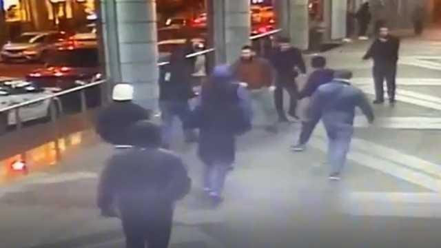 В Петербурге произошла массовая драка со стрельбой