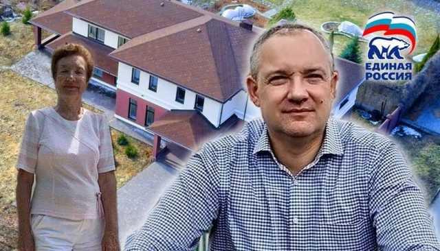 Единоросс Владимир Павлов, идущий в Госдуму, спрятал от народа 400-метровый коттедж