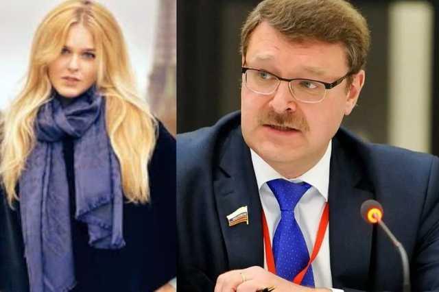 Дочь сенатора-патриота Константина Косачева живёт и работает во Франции