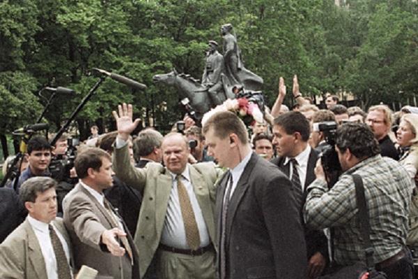 Зюганову припомнили отдых в кремлевском санатории после выборов 1996 года