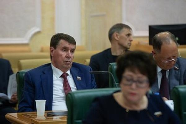 В Совфеде призвали ввести санкции против Чехии