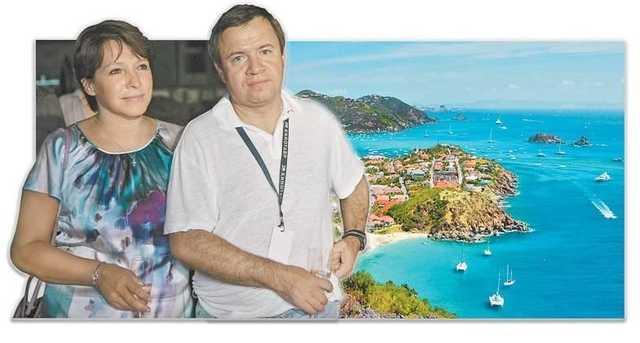 Виллу на Карибах Юмашеву и Дьяченко припомнили неспроста