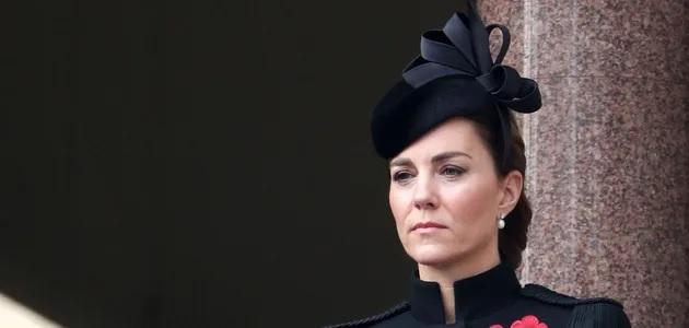 Кейт Миддлтон надела на похороны принца Филиппа жемчужное колье Елизаветы II