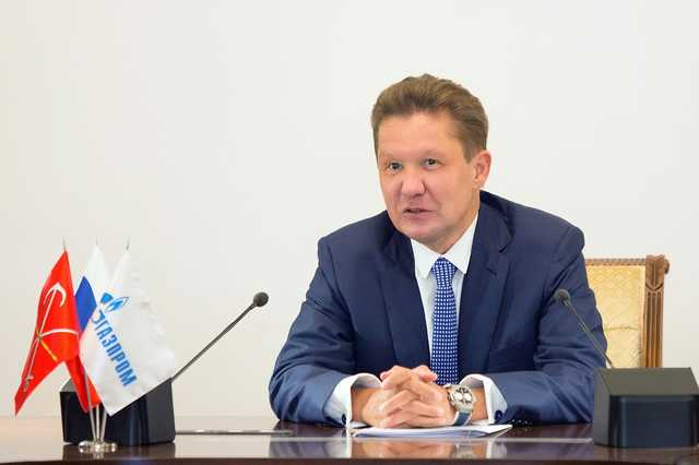 "На голубом ""газу"" Газпрома"