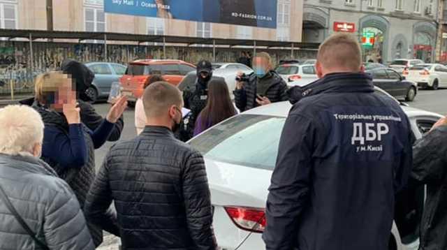 Алла Цымановская, Ольга Онищук и огромная взятка для Вишневского