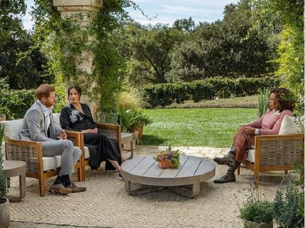 Опра Уинфри удивлена, как далеко Меган Маркл и принц Гарри зашли со своей откровенностью