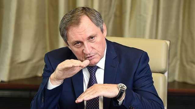 """Гидра"" настигла Шульгинова?"