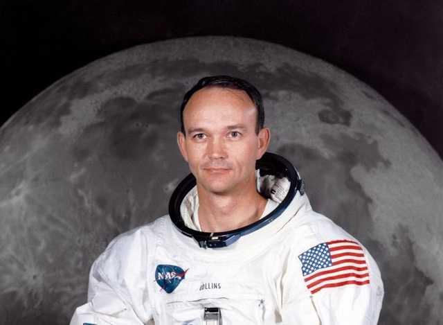 Умер летавший на Луну легендарный астронавт Майкл Коллинз