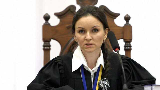 В Печерский суд вернулась одиозная Царевич