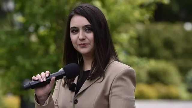 Пресс-секретарь Зеленского Юлия Мендель написала заявление об увольнении. Ею недоволен Ермак