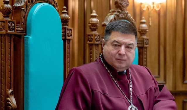 Уволенный с должности главы КСУ Тупицкий продолжает получать зарплату: декларация