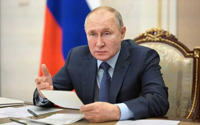 Путин ввел штраф для СМИ из-за публикации иноагентов без указания статуса