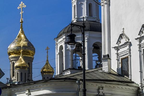 Московский священник избил прихожанина