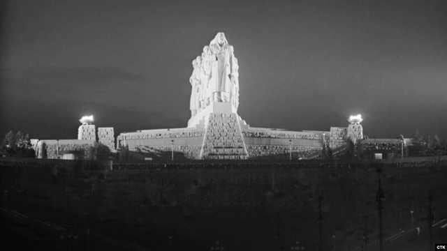 Заметали следы преступления. Трудовой лагерь на стройке памятника Сталину