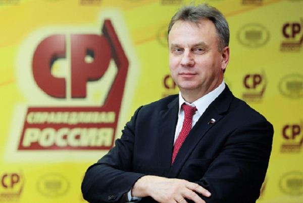 Депутат Госдумы Сергей Крючек задекларировал квартиру в Украине