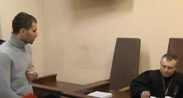 Суд отказал подсудимому уголовнику Павлу Барбулу в чести и достоинстве