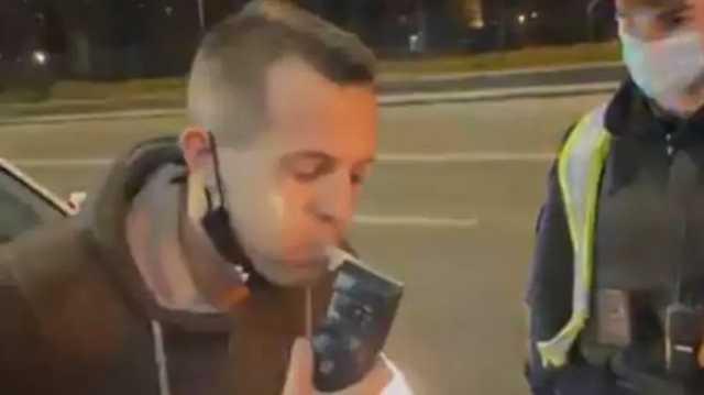 В Киеве полиция задержала экс-атошника Маймана, который в прошлом году подрался с Кивой