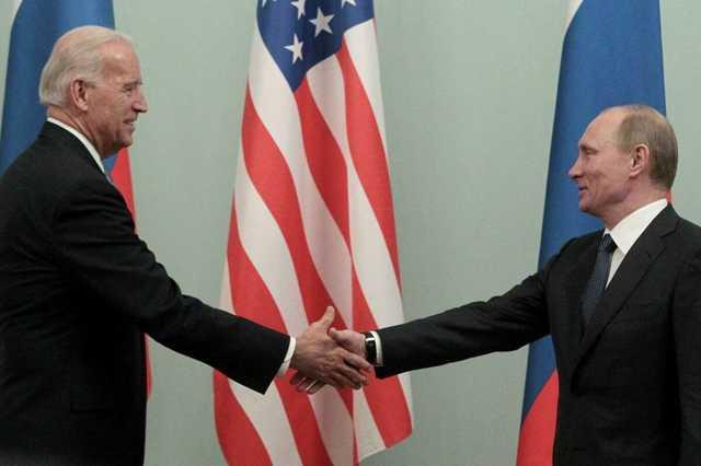 В Кремле рассказали, как идёт подготовка к встрече Байдена и Путина