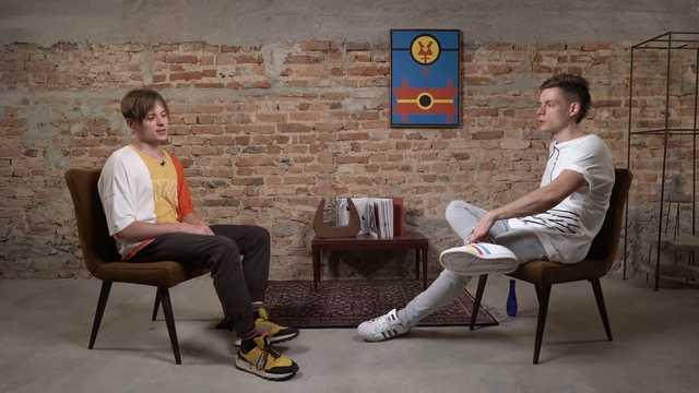 Ивангай оправдался за несвязную речь в интервью Дудю: «Либо отсутствие профессионализма, либо сс*кло»