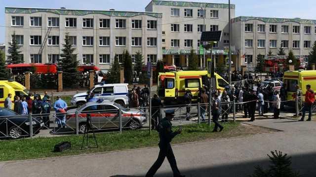 В сети появилась фотография стрелка, убившего детей в школе в Казани