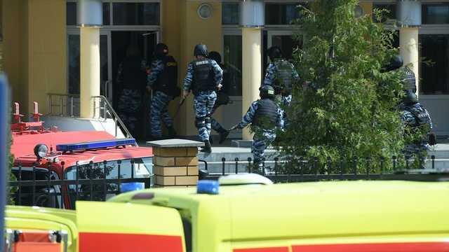 Казанский стрелок сдался полиции самостоятельно