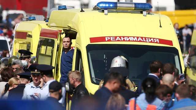 Опубликован список пострадавших во время стрельбы в гимназии Казани
