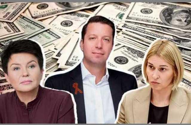 Конвертатор Константин Круглов занимается обналом под прикрытием скандальных налоговиков Юлии Шадевской и Анны Чуб