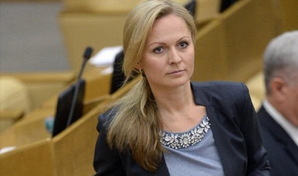 Ирина Чиркова: депутат на букву «Б»
