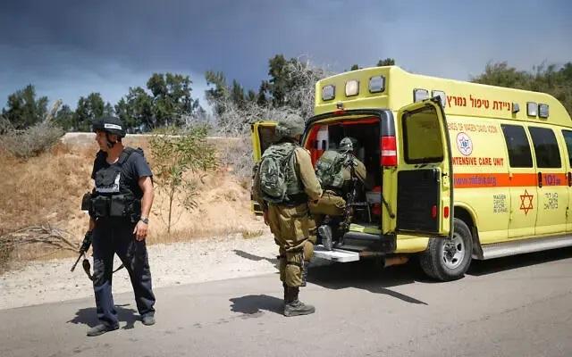СМИ: ХАМАС обстрелял из российского ПТРК «Корнет» израильскую машину, есть жертвы